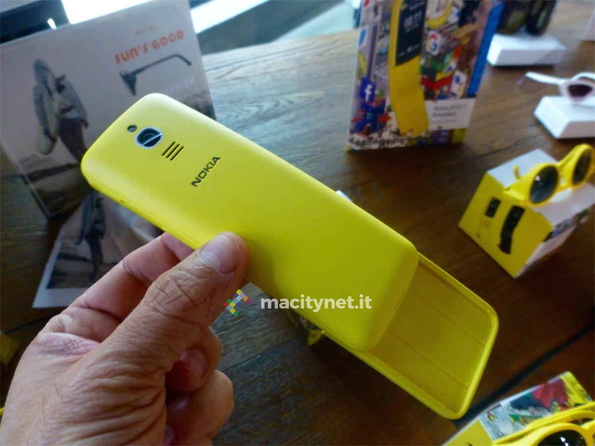 nokia 8110 in italia foto Nokia 8110 4G