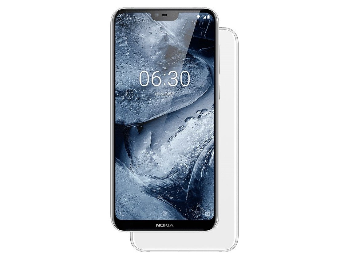 nokia x6 - foto nokia X svelato il nome ufficiale è Nokia X6 frontale