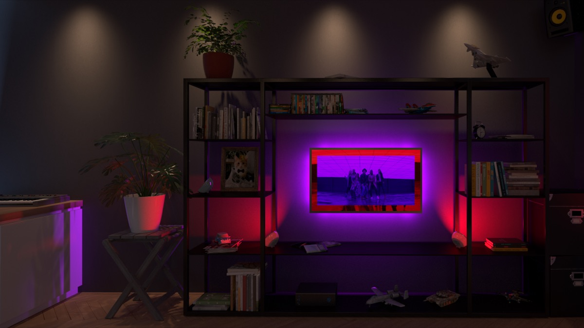 Philips hue sync per mac e pc l app gratuita che colora