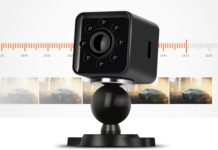Quelima SQ13, la mini video camera 1080p tuttofare a soli 17 euro in offerta