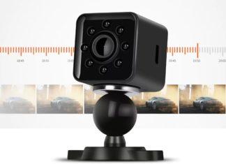 Quelima SQ13, la mini video camera 1080p tuttofare a soli 17 euro in offerta