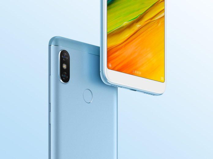 Xiaomi Redmi Note 5 è ufficiale in Italia