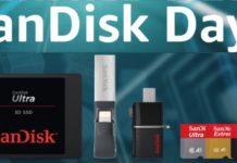 SanDisk Days: nuove memorie flash e SSD interni ed esterni in offerta su Amazon