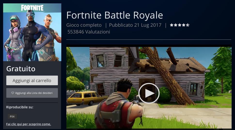 Download gratis di Fortnite su Mac, iPhone, iPad, PS4 e Xbox