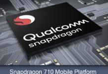 Qualcomm Snapdragon 710 è una piattaforma mobile che promette smartphone di nuovo livello