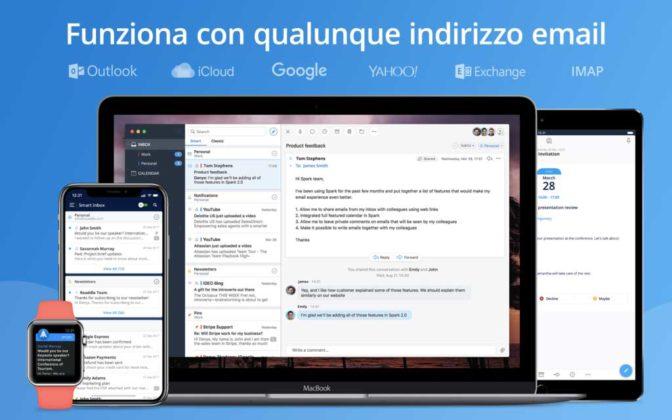 """Con Spark 2.0, il Readdle Team promette: """"Vi innamorerete di nuovo delle mail"""""""