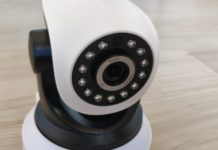 telecamera di sorveglianza Sricam
