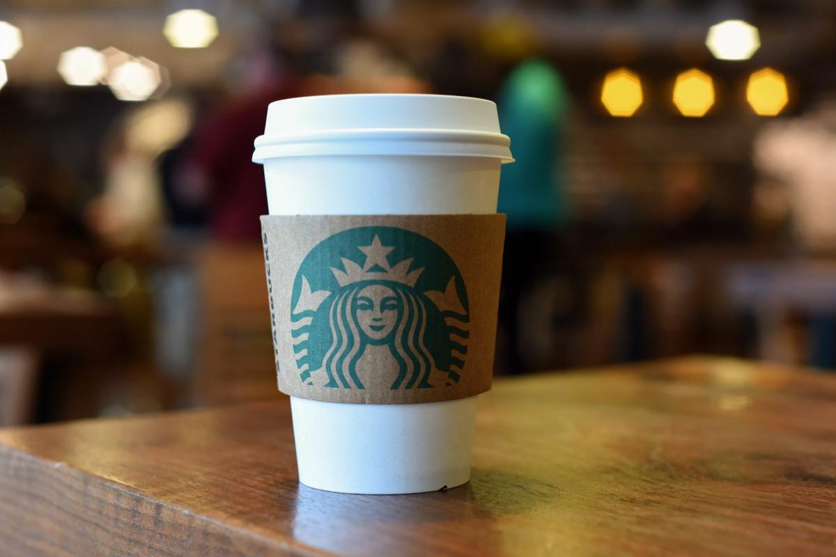 L'app di Starbucks supera Apple Pay per numero di utenti negli Stati Uniti