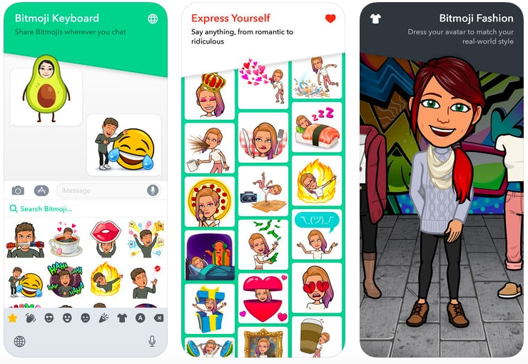 Le migliori tastiere alternative per iPhone e iPad - tastiera bitmoji