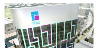 the pad - foto render palazzo dubai