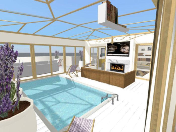 Home design 3d gold progettare la casa dei sogni su mac e for Piantine case