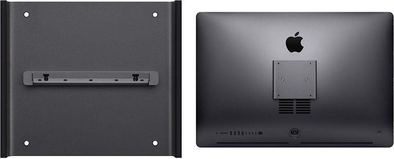 Il kit adattatore VESA di iMac Pro potrebbe causare problemi