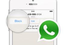 Bug di WhatsApp, i contatti bloccati riescono ad inviare i messaggi
