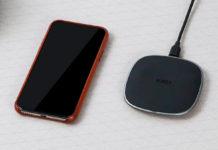 Recensione caricabatterie wireless Graphite di Aukey, lento ma buono
