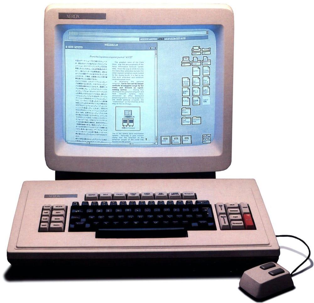 Il sistema Xerox Star