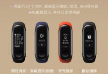 Ecco Xiaomi Mi Band 3, resiste fino a 50 metri sott'acqua e dura 20 giorni