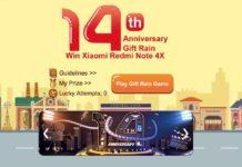 Quattordici anni di TomTop, sconti per tutti i gusti e buste della fortuna Xiaomi