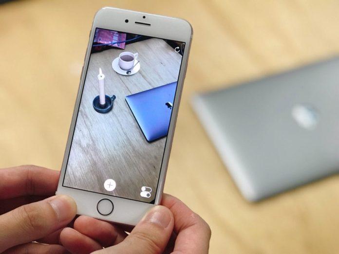 Con iOS 12 ARKit permetterà a due iPhone di vedere lo stesso oggetto virtuale