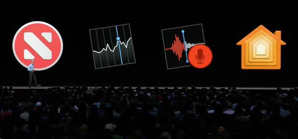 """Le app iOS """"News"""", """"Borsa"""", """"Memo vocali"""" e """"Casa"""", parte della iniziativa di porting delle app iOS su Mac"""