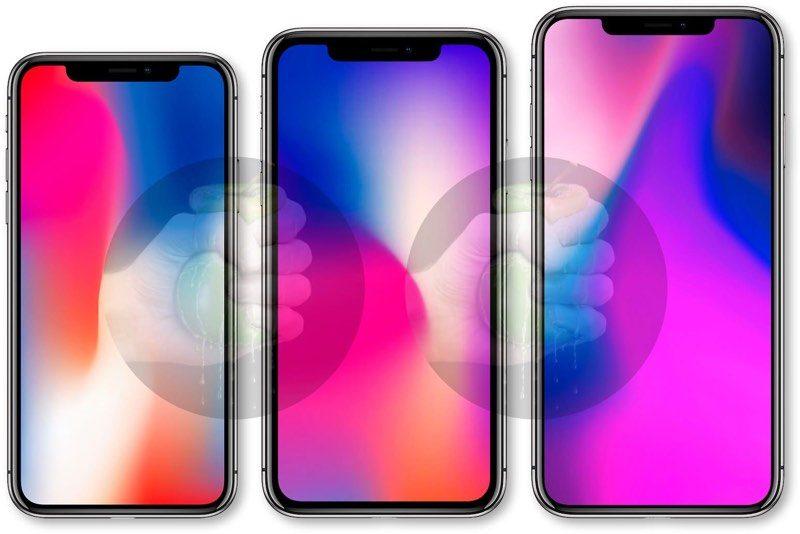 iPhone 9 Plus iPhone Xs e iPhone Xs Plus