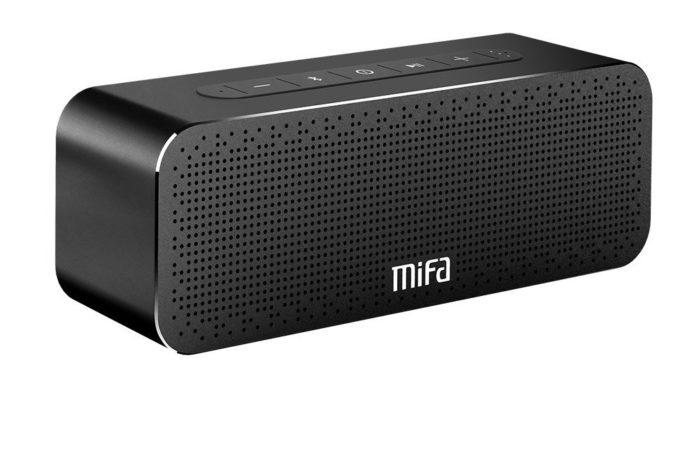 Altoparlante Mifa, in sconto di 10 euro con codice Macitynet e suona anche in stereo