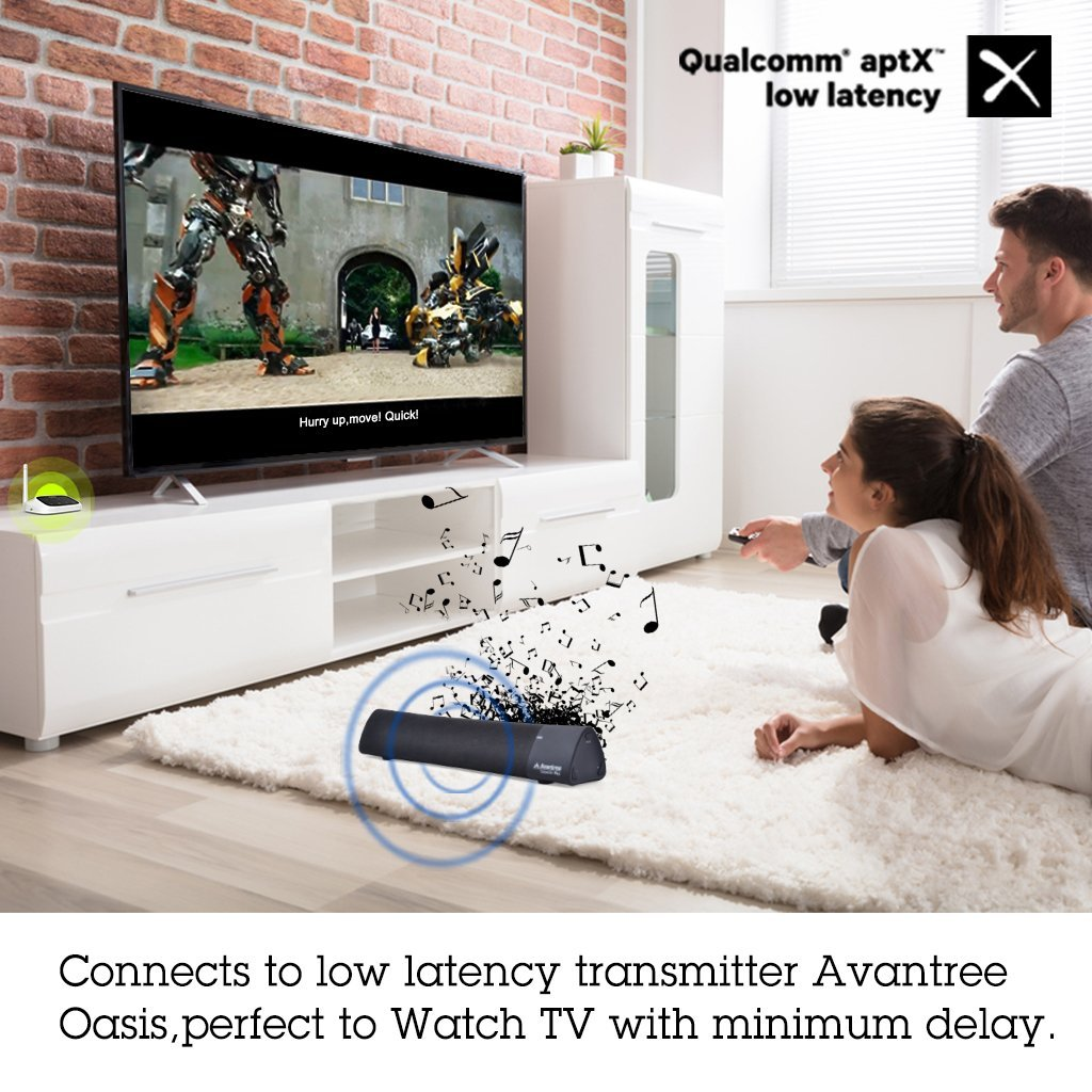 La mini soundbar bluetooth Torpedo di Avantree in sconto di 6 euro con codice Macitynet