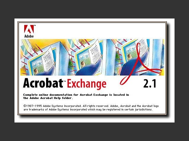 Acrobat Exchange