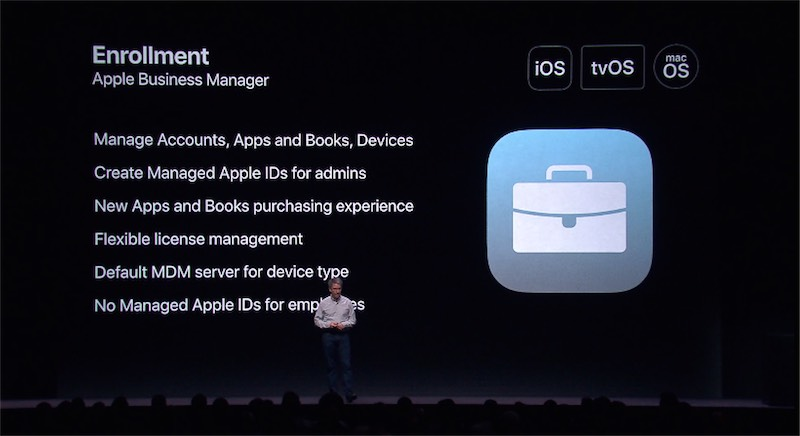 Apple Business Manager disponibile in USA prima del lancio internazionale