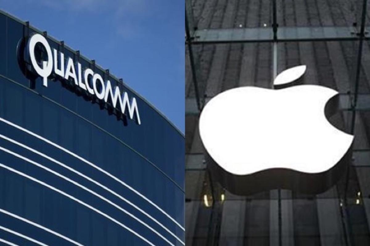 apple mediatek foto Apple e Qualcomm, la guerra multi miliardaria esplode in USA, Cina e Germania