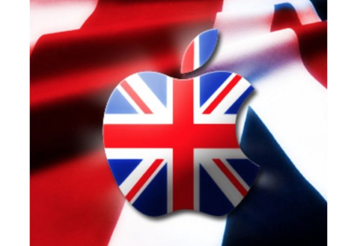 Apple in Regno Unito avverte sui rischi della Brexit