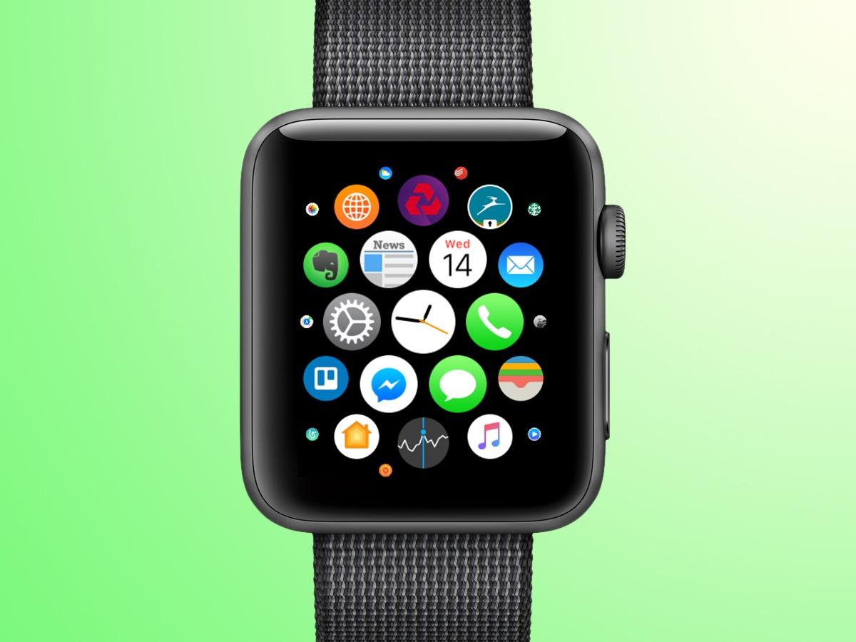 si possono scaricare nuovi quadranti per apple watch