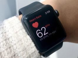 Apple Watch battito