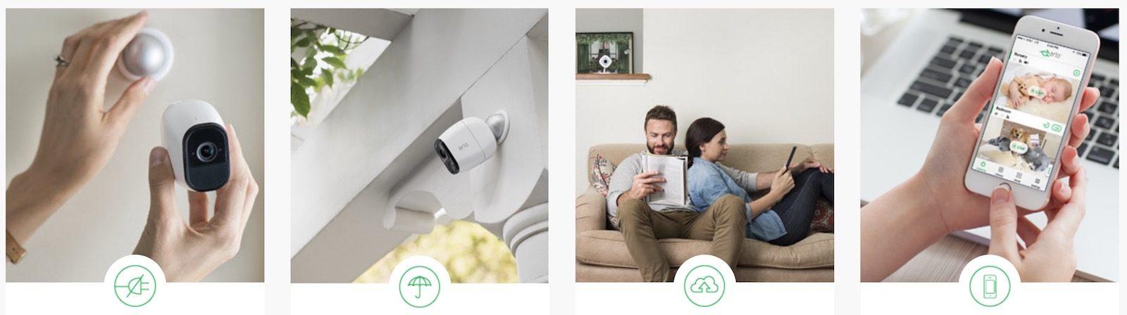 Videocamere Arlo più intelligenti con riconoscimento volti e analisi dei dati video