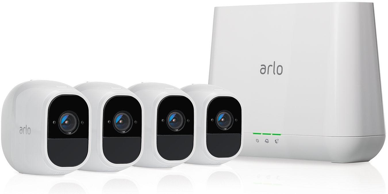 Le camere smart Arlo sempre più intelligenti con rinocoscimento volti e analisi dei dati video.