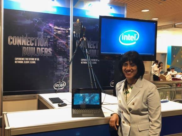 Asha Keddy, Vice President di Intel e General Manager di Next Generation and Standards