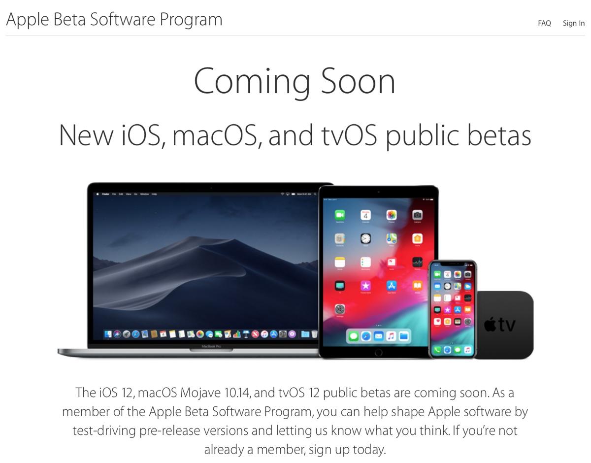 macOS Mojave prima beta pubblica ora disponibile per tutti