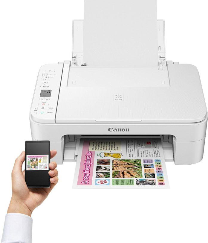 Canon Pixma TS3150, la stampante AirPrint per il popolo