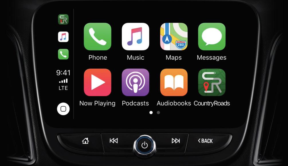 Tutto su CarPlay con iOS 12, mappe di terze parti e anche più veloce