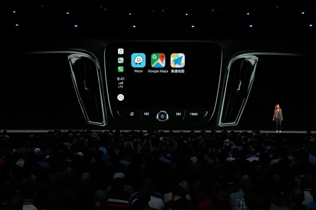 CarPlay iOS 12 arrivano Google Maps e Waze