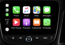 CarPlay con app di terze parti