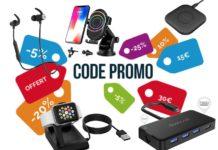 Sconti  con codice DodoCool: cuffie, caricabatterie con supporto da auto, hub, stand Apple Watch
