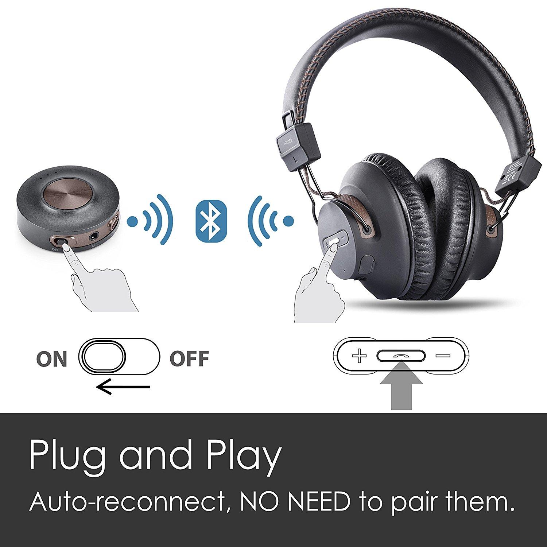Sconto su Avantree Audition Pro, eccellenti cuffie wireless low cost: 66 euro