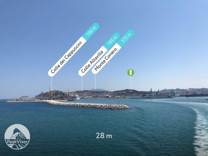 Con PeakVisor le montagne si visitano in realtà aumentata su iPhone