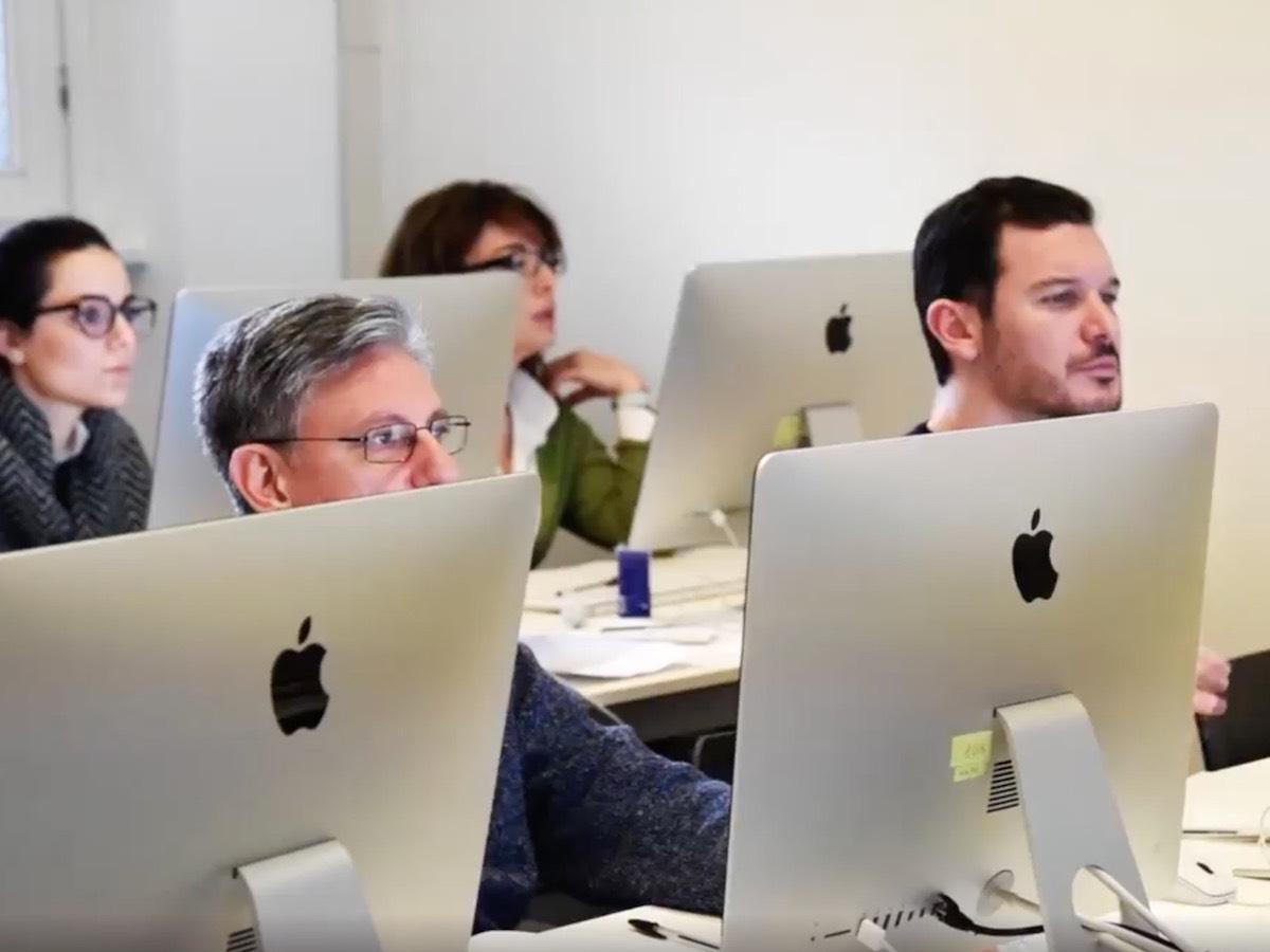 Corsi adobe con docenti spero al liceo artistico boccioni for Corsi grafica pubblicitaria milano