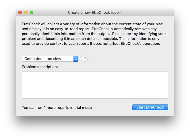 Etrecheck