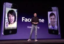 La promessa di Steve Jobs per FaceTime open standard non è stata mantenuta