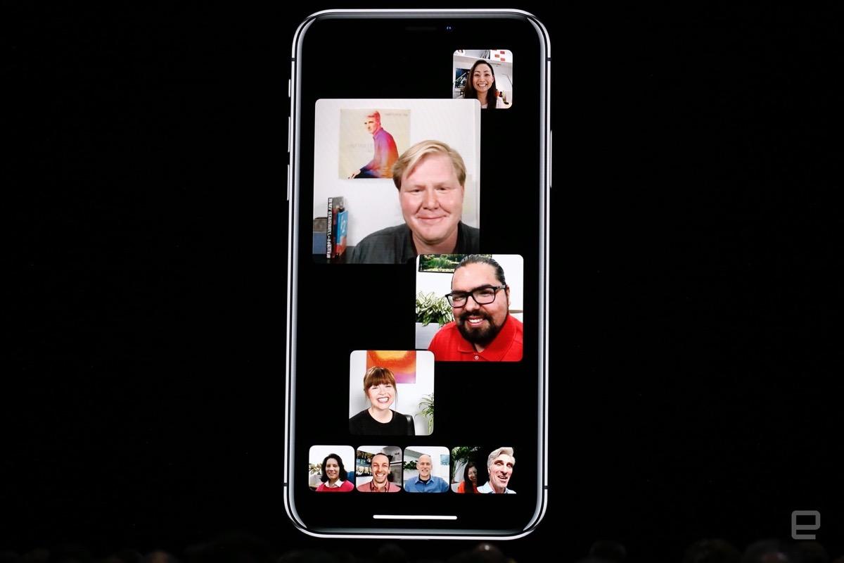 Apple lancia iOS 12: più velocità, notifiche flessibili, ArKit 2, Facetime di gruppo