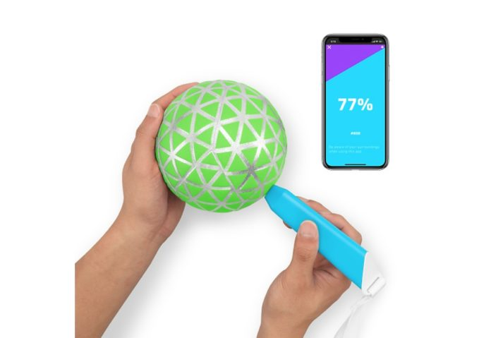 Play Impossibile Gameball, la palla smart per giocare con Apple TV, iPhone e iPad