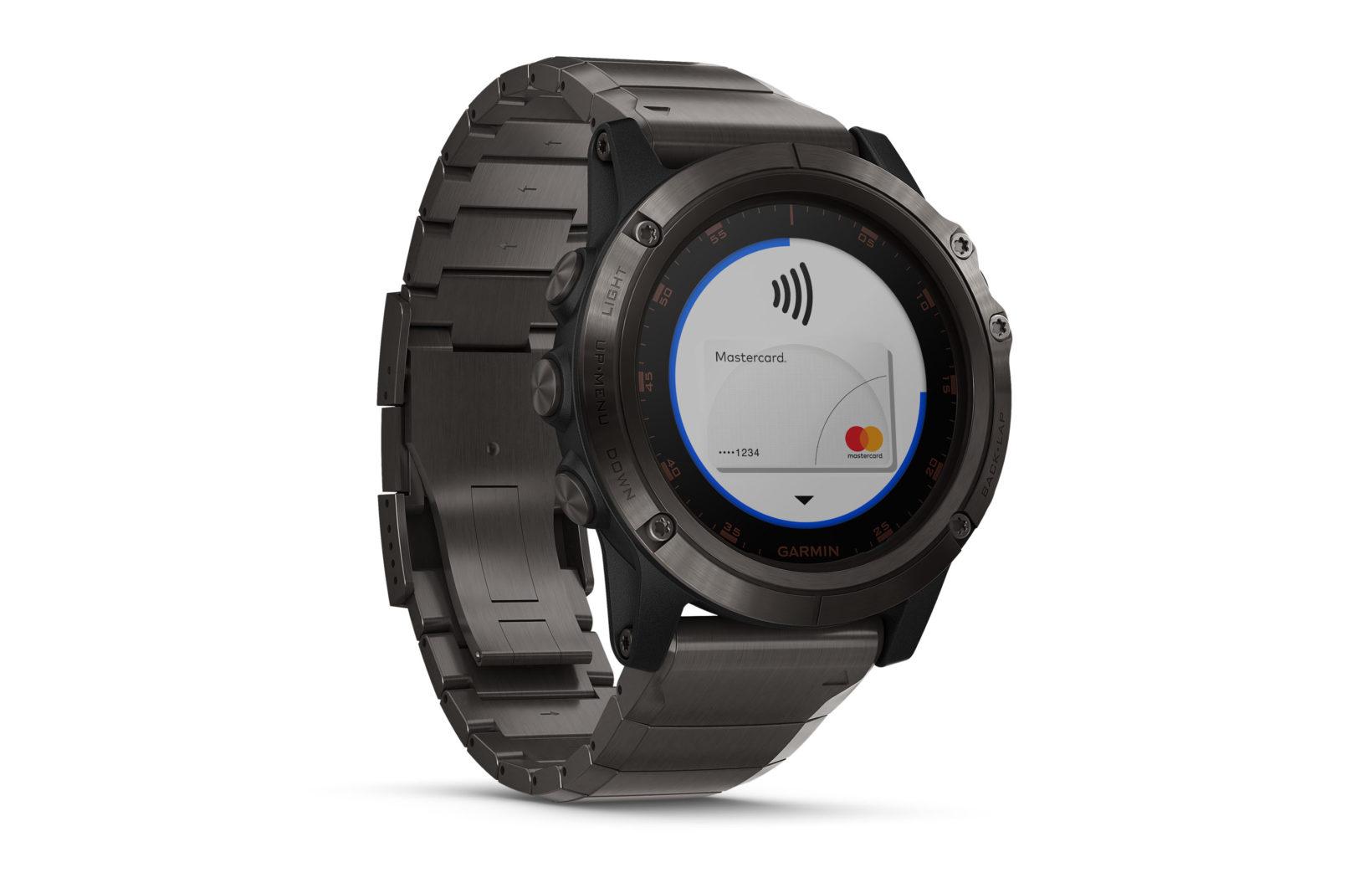 Da Garmin fenix 5 Plus, il nuovo sport smartwatch iconico