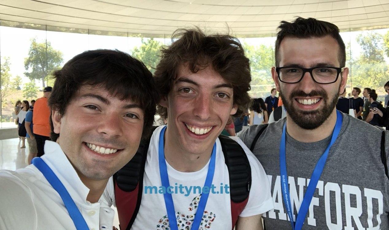 WWDC 2018 tra formazione e curiosità per le nuove tecnologie, l'esperienza dei giovani italiani